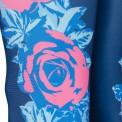 Boho Navy Floral Leggins S/M