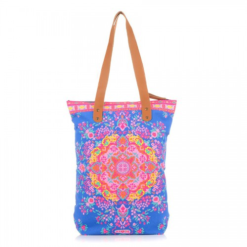 Boho Secret Mandala Indygo