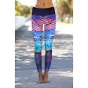 Boho Electric Leggins S/M