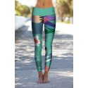Cosmic Forest Leggins  L/XL
