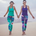 Water Jungle Leggins S/M