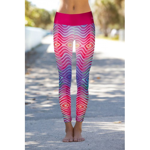Boho Hipnotic Leggins XS