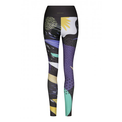 Cosmic Jungle Leggins S/M