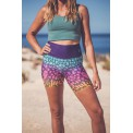Marble Color Shorts S/M